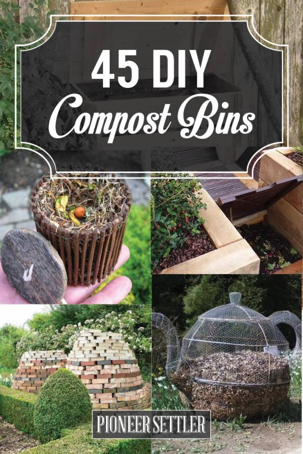 A Compost Bin May Not Sound Like The Most Attractive Thing To Have, But If  You Are A Gardener Of Any Sorts, It Truly Can Benefit Your Over Time.