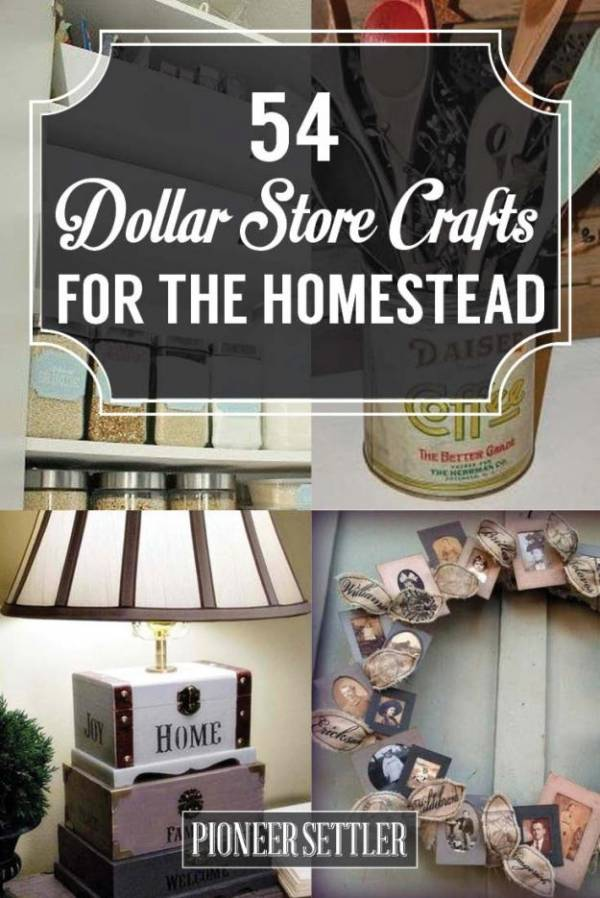 Vintage Dollar Store Crafts You Can T Resist Craft