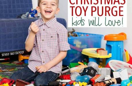 How to Do a Christmas Toy Purge