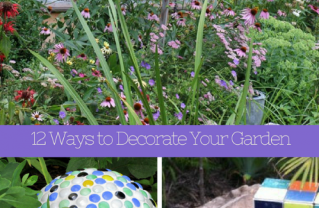 12 DIY Garden Decorations You Can Make