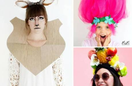 19 Last Minute Halloween Costumes