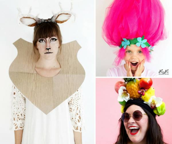19 Last Minute Halloween Costumes
