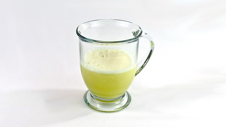 Ginger Root and Lemon Smoothie