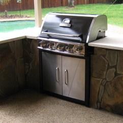 Outdoor Kitchen Griddle Buy Modern Cabinets Built In Grills Islands