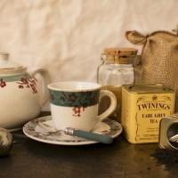 Dopřejte si čaj o páté