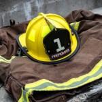 reflexní prvky - hasič