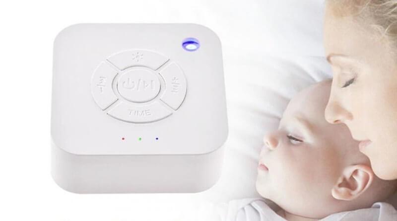 Bílý šum: Kupte svému miminku klidné spaní a sobě život bez stresu