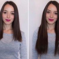 Podzimní vlasové trendy a příčesky zpravých vlasů