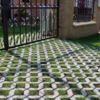 Zatravňovací dlažba, která splyne s vaší zahradou