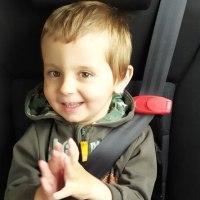 Smart Kid Belt: nový a bezpečný způsob přepravy dětí ve vozidle