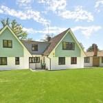 zelené bydlení