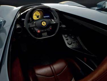 Iconic Ferrari Style NEW CONCEPT IN DESIGN AND ENGINEERING - Home and Lifestyle Magazine