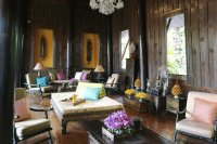 Oriental Inspired Living-rooms  Home And Spirit