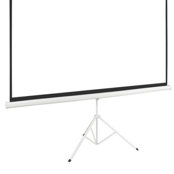 Buy Hitech-Vision 8 x 6 feet Tripod Stand Projector Screen