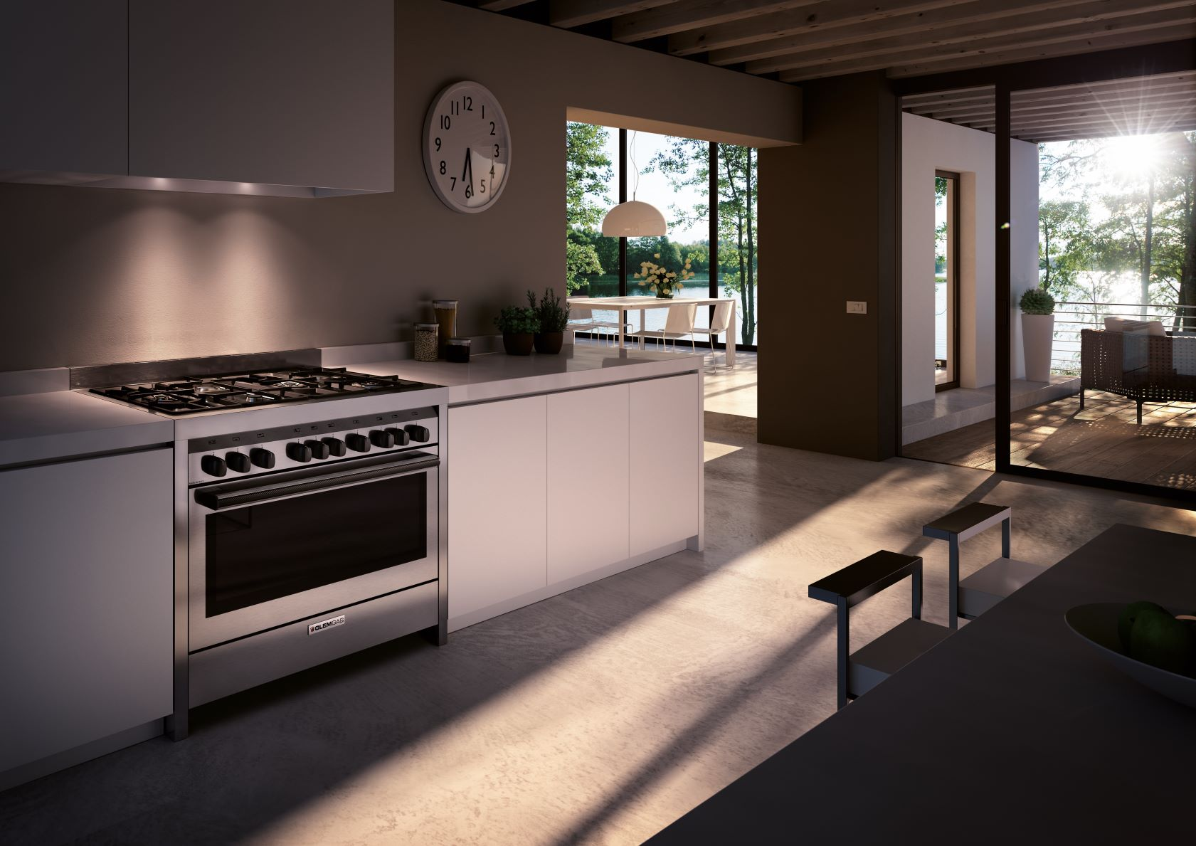 A Kitchen For The Home Chef Home Appliances World