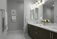 Bathroom Color Ideas: Pretty Gray Paint Selections