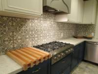 Backsplash Ideas: Porcelain or Ceramic Tile - HAT
