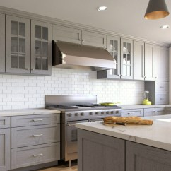 Grey Kitchen Cabinets Stainless Steel Carts Gray Best Selection In Ny Ultimate Guide Home Art Tile And Bath