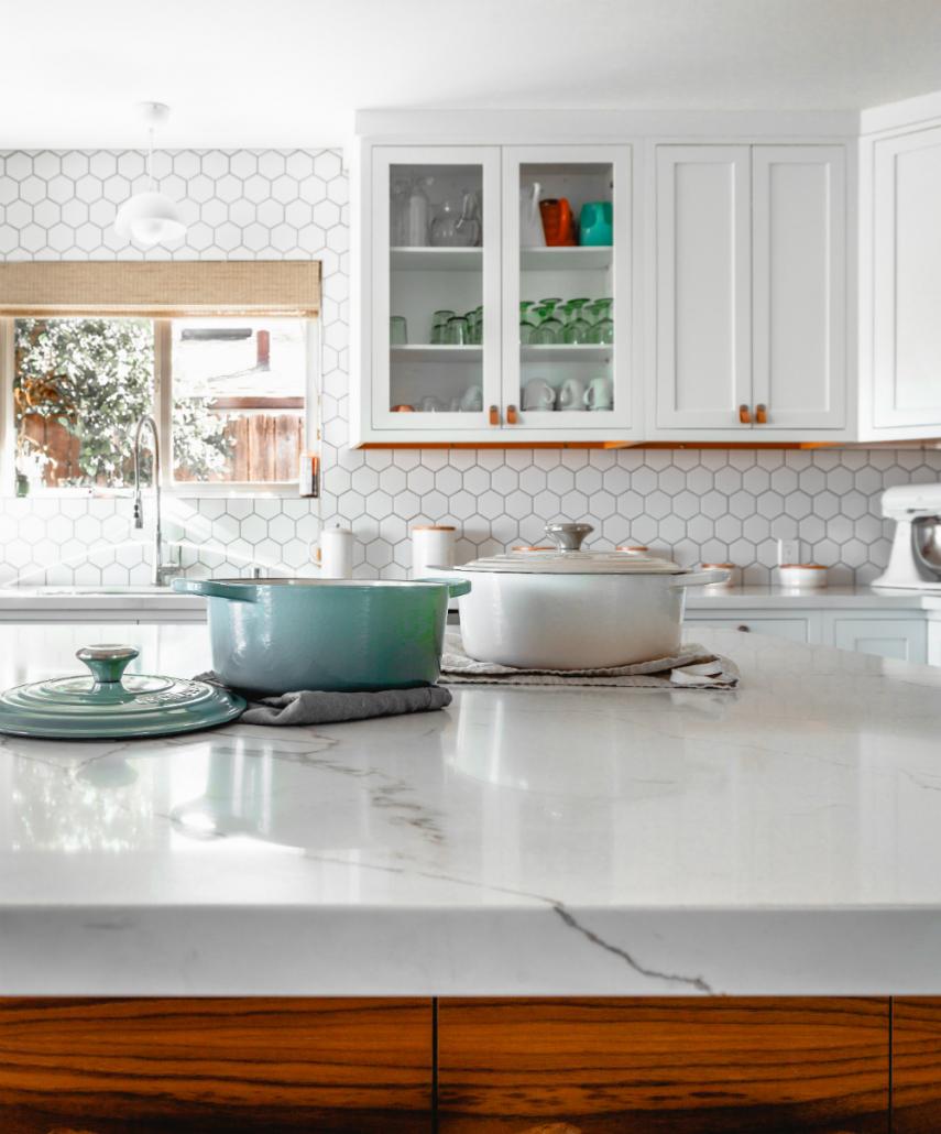 porcelain or ceramic tile best kitchen