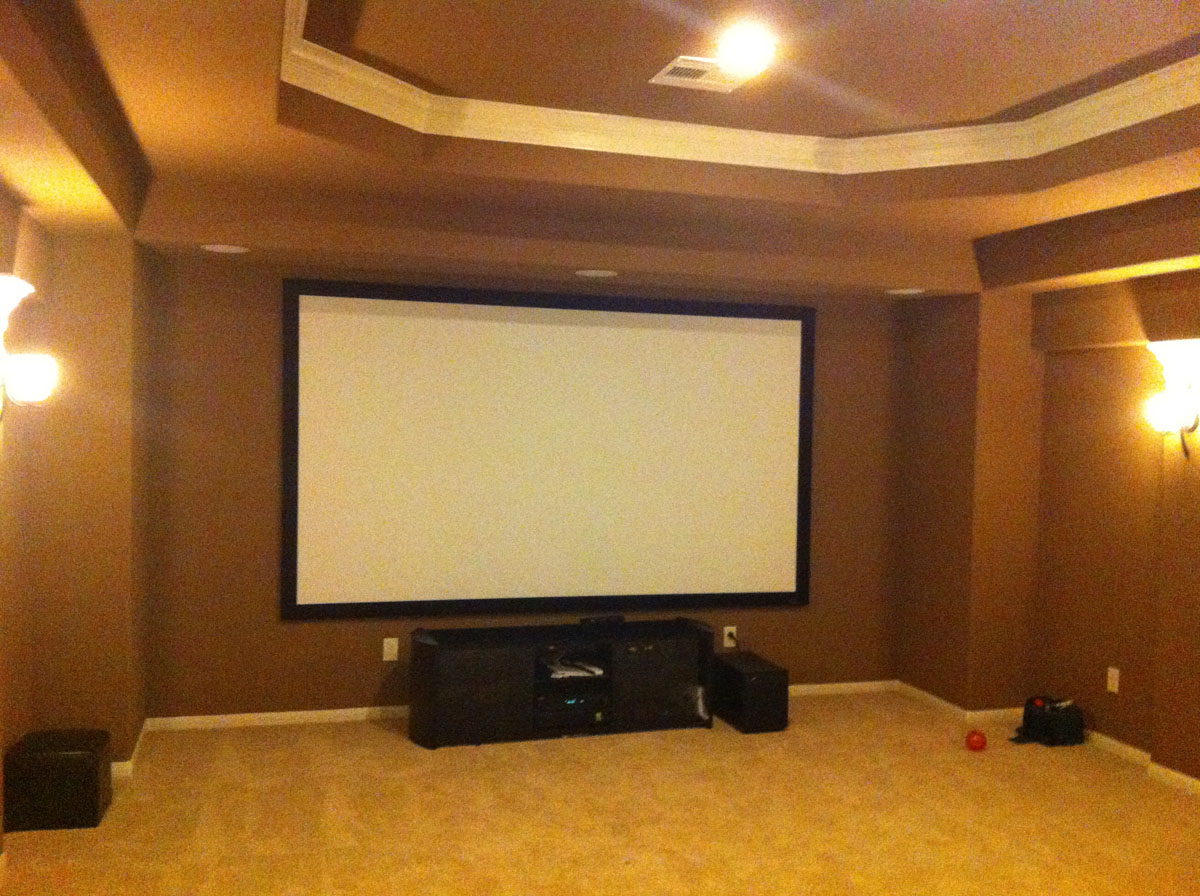 Houston Home Theater Store, Installation