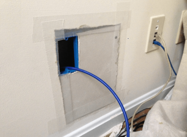 Cat6 Wiring Diagram For Cctv Wiring Ethernet Between Floors Home Automation Guru