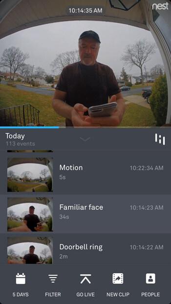 nest-hello app
