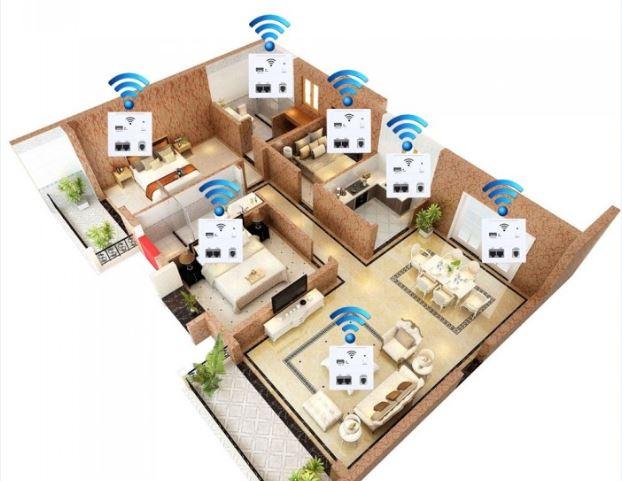 range wifi