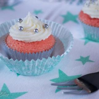 Mini Sparkling Wine Cupcakes