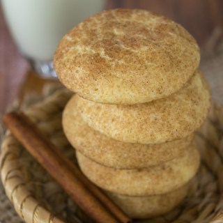chewy snickerdoodles