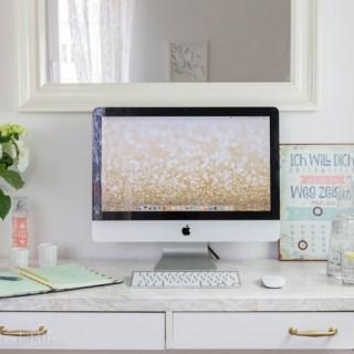 Desk Organization Image