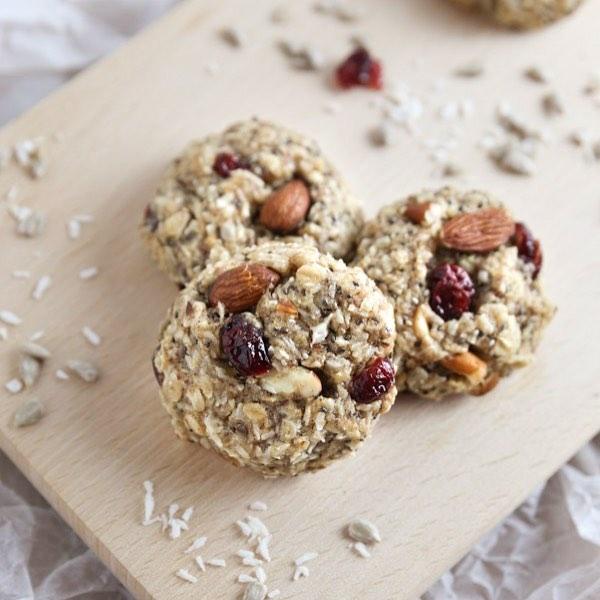 Breakfast Cookies Vegan cookies that are healthy vegan AND tastehellip