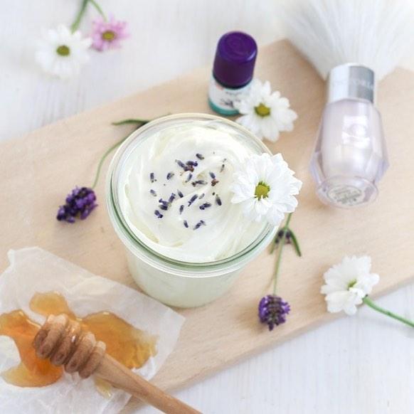 Honey Lavender Body Butter loving this homemade body butter ashellip