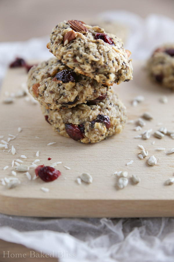 breakfast cookies, vegan breakfast cookies, cookies, vegan cookies, healthy cookies, healthy vegan cookies, breakfast recipe, vegan cookie recipe, healthy cookie recipe