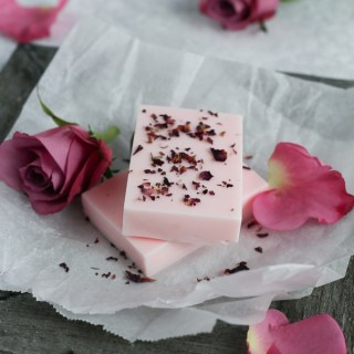 rose soap, how to make rose soap, diy rose soap, rose soap recipe, soap base, how to make soap