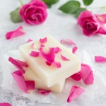 Rose Lotion Bars