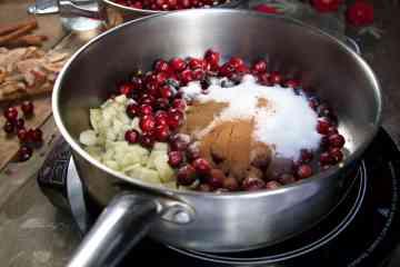 Craft Elixirs Cranberry Sauce