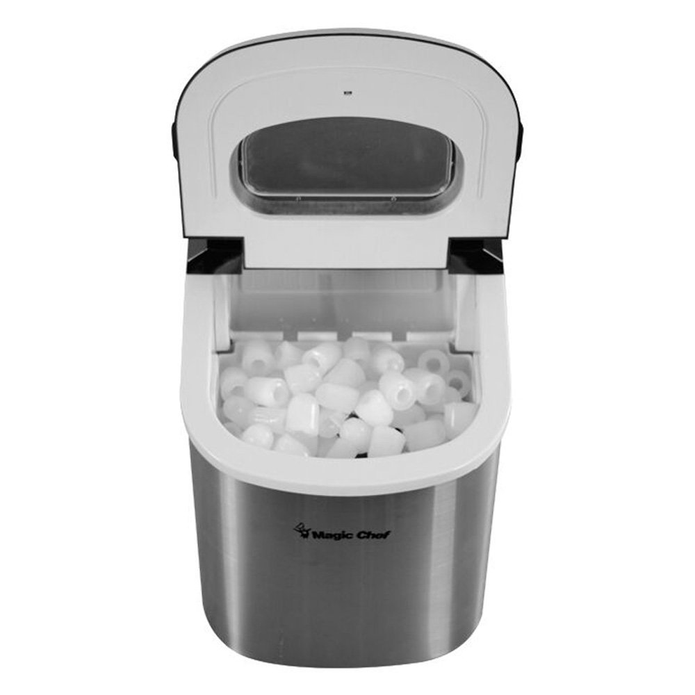 Best portable ice maker WINNER: Magic Chef portable ice maker BUT only THIS model!