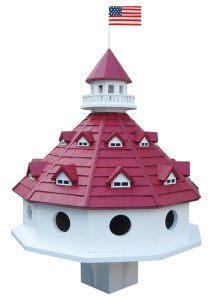 Hotel California Purple Martin Birdhouse Home Bazaar