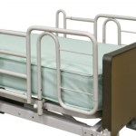 REDUCING FALLS WITH A HOSPITAL BED