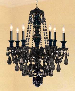 Black Chandeliers  Black Chandelier  Chandeliers  Home Bedroom Decor