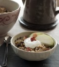 quinoa reggeli