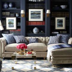 Kensington Leather Chair Shell Side 50 Best Living Room Design Ideas For 2019
