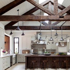 Best Kitchen Designs Rustic Valances 50 Design Ideas For 2019 Farmhouse Familiarity Revamped