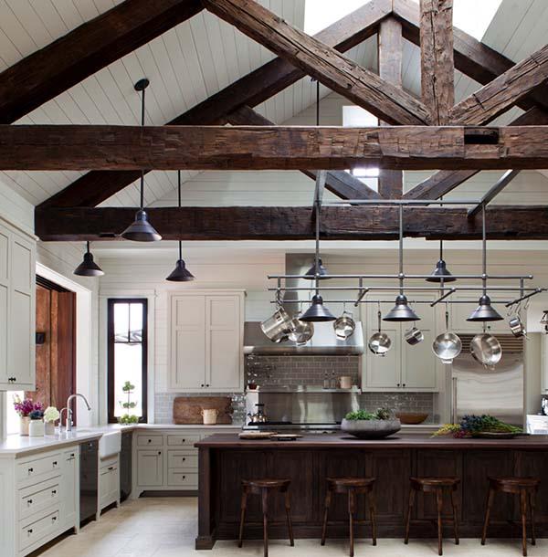 best kitchen designs runner mats 50 design ideas for 2019 farmhouse familiarity revamped