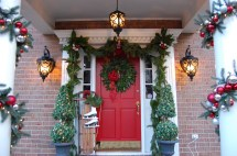 Outdoor Christmas Decorations 2016