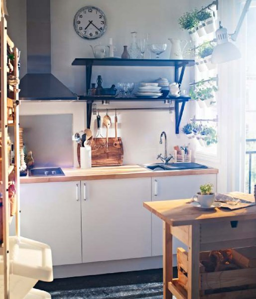 small kitchen design ideas 50 Best Small Kitchen Ideas and Designs for 2019