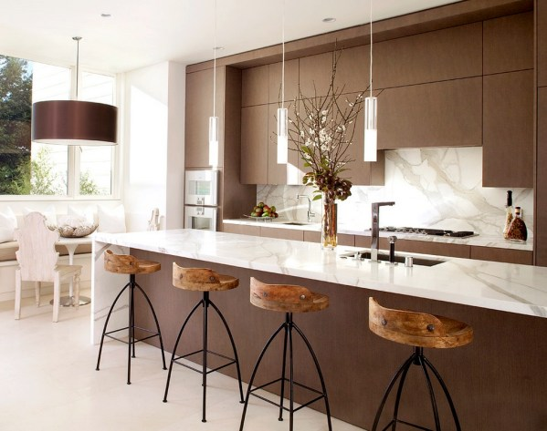 modern kitchen design 50 Best Modern Kitchen Design Ideas for 2019