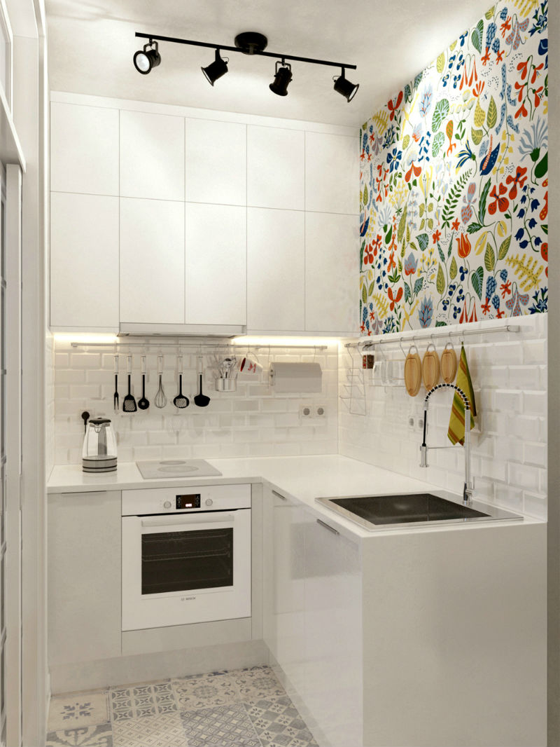 white kitchen cabinets ideas built in table 46 best cabinet for 2019 10 smaller is better