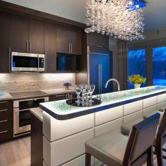 Modern Kitchen Images Glass Tile Backsplash 50 Best Design Ideas For 2019 10 The Espresso Elegance
