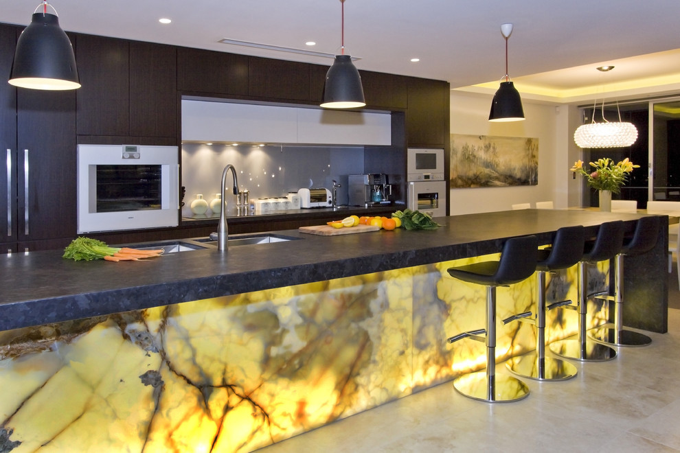 best kitchen designs lowes cabinets in stock 50 modern design ideas for 2019 the glowing marble